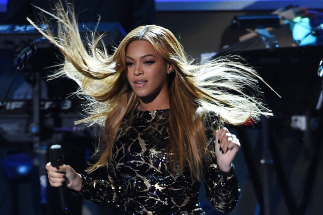 La chanteuse Beyoncé... (Photo  Chris Pizzello, AP)