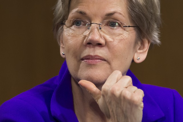 Âgée de 65 ans, Elizabeth Warren dit ne... (Photo Saul Loeb, archives AFP)