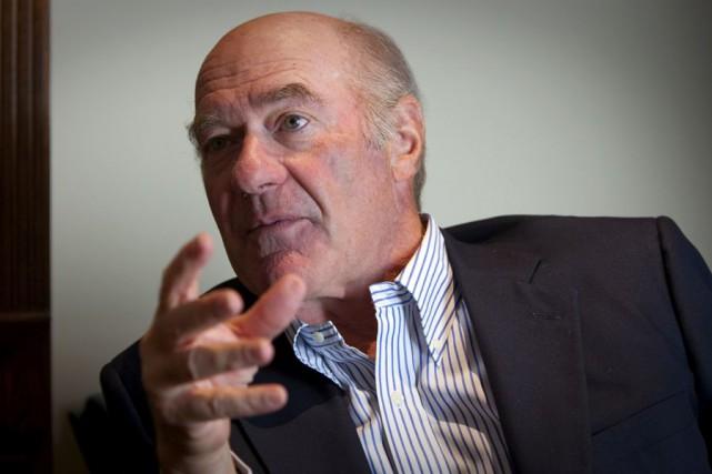 L'ex-grand patron de Nortel et de BCE,JeanMonty, vient... (Photo Alain Roberge, Archives La Presse)