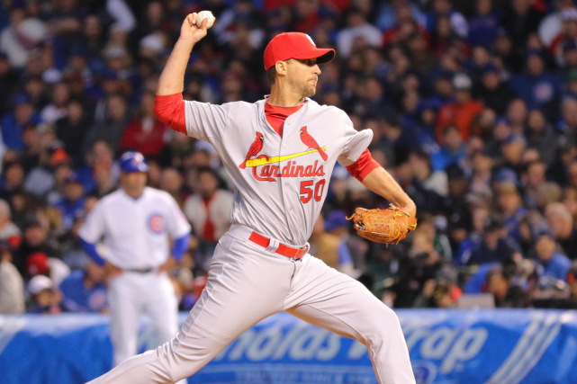 Adam Wainwright... (Photo Dennis Wierzbicki, USA Today)