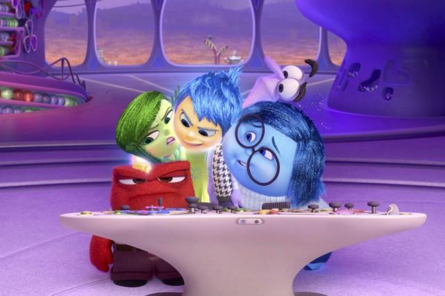 En matière d'animation, le producteur Jonas Rivera et... (Photo fournie par Disney)