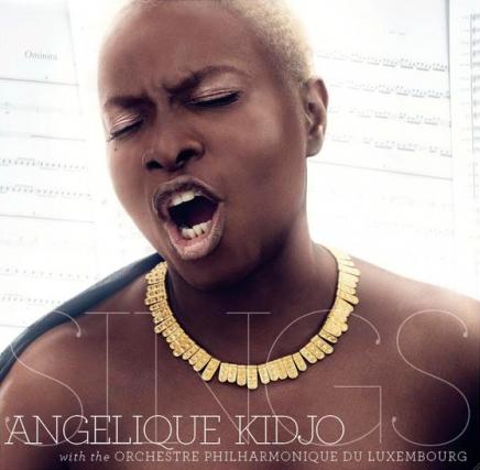 MUSIQUE DU MONDE, Sings, Angélique Kidjo...