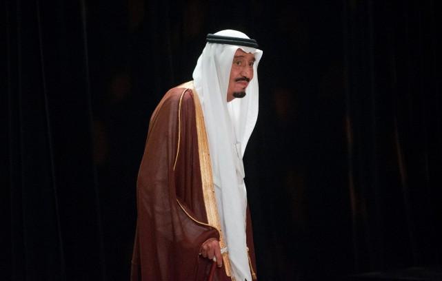 Le roi d'arabie Saoudiete, Salman.... (Photo archives)