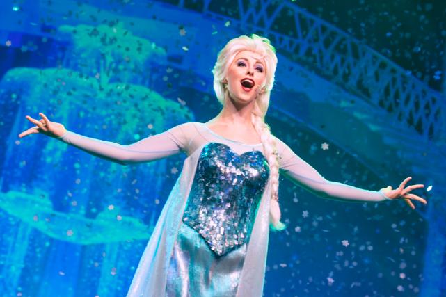 La reine des neiges promet un accueil rafraichissant...