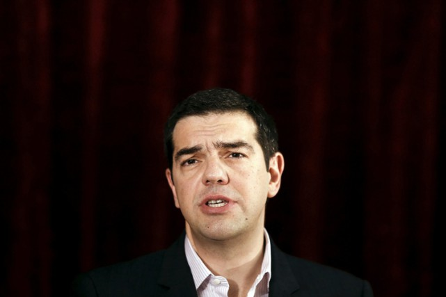 Alexis Tsipras... (Photo: Reuters)
