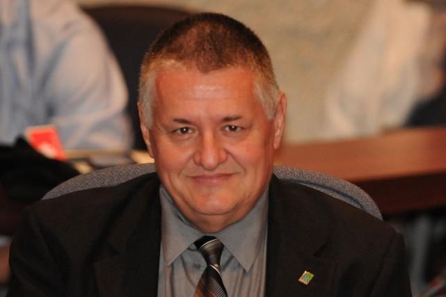 Jean Perron a été élu pour la première... (Photo: François Gervais)