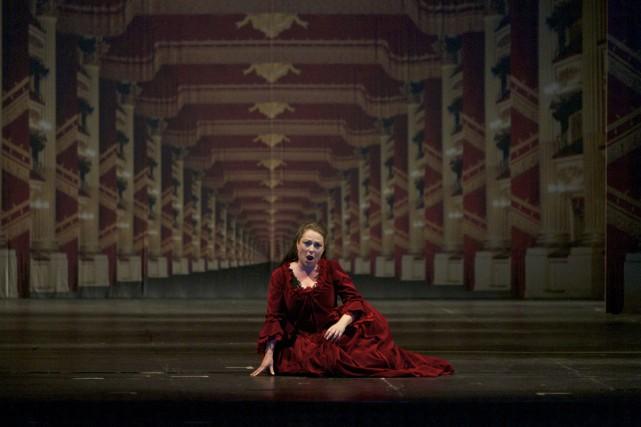 La soprano allemande Dorothea Röschmann est l'une des... (Photo: archives AP)