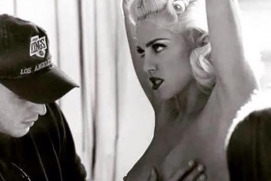 Une photo de Madonna extraite de son livre... (Photo: tirée d'Instagram)