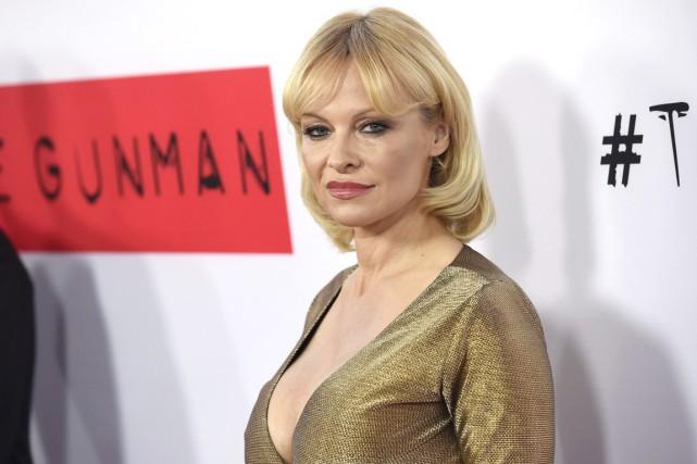 Pamela Anderson, qui s'est fait connaître en courant... (PHOTO CHRIS PIZZELLO, AP/INVISION)
