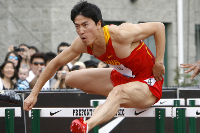 Véritable idole en Chine, le coureur de haies Liu Xiang aura... (Photo Steve Dipaola, archives Reuters)