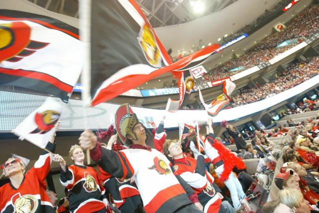 «Un match CRUCIAL sera disputé à Ottawa mardi. Nous avons BESOIN de vos... (Archives LeDroit)