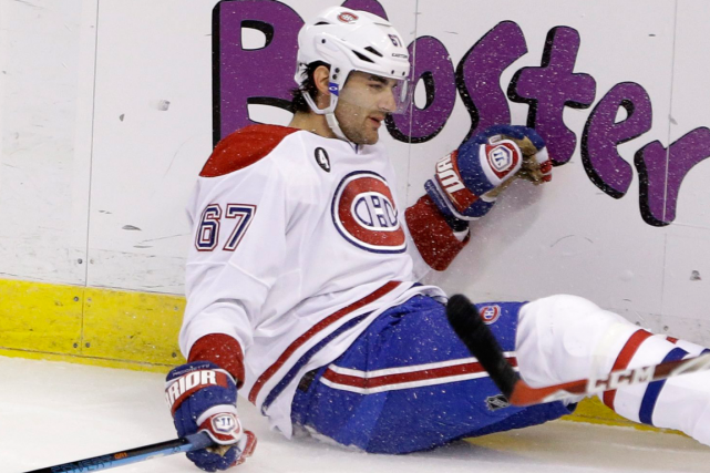 En attendant de savoir si Max Pacioretty a... (Photo Wilfredo Lee, archives AP)
