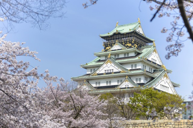 Osaka, au Japon.... (Photo Digital/Thinkstock)