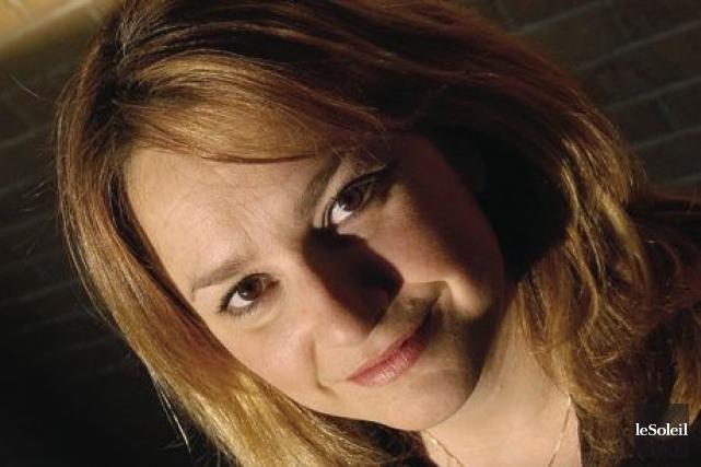 Nancy Bernier... (Photothèque Le Soleil)