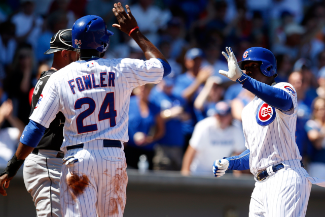 Les Cubs de Chicago ont attiré 222 415... (Photo Rick Scuteri, USA Today)