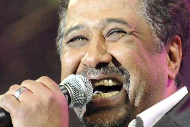 Cheb Khaled en spectacle à Rabat en 2012.... (Photo: archives AFP)