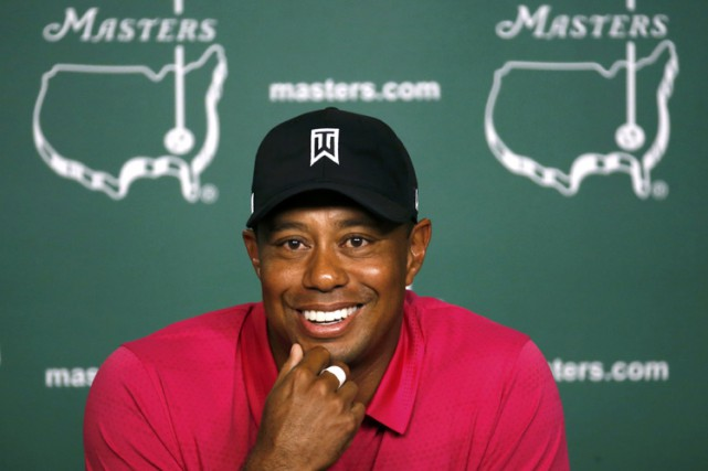 Tiger Woods a pris part au Tournoi des... (Photo: Reuters)