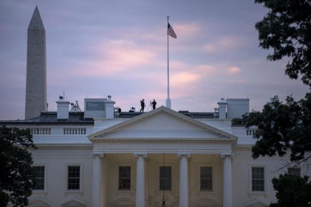 La Maison-Blanche a assuré mardi qu'un piratage informatique survenu l'an... (Photo: AFP)