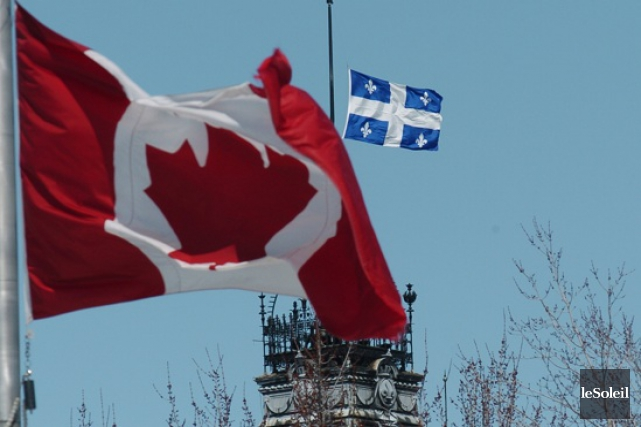 Les Québécois seraient favorables à 70% à l'adoption... (Photothèque Le Soleil)