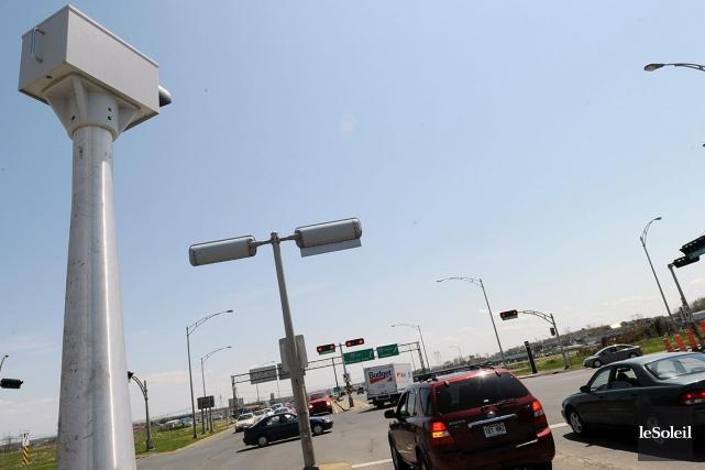 Le ministère des Transports du Québec a confirmé... (Photothèque Le Soleil, Erick Labbé)