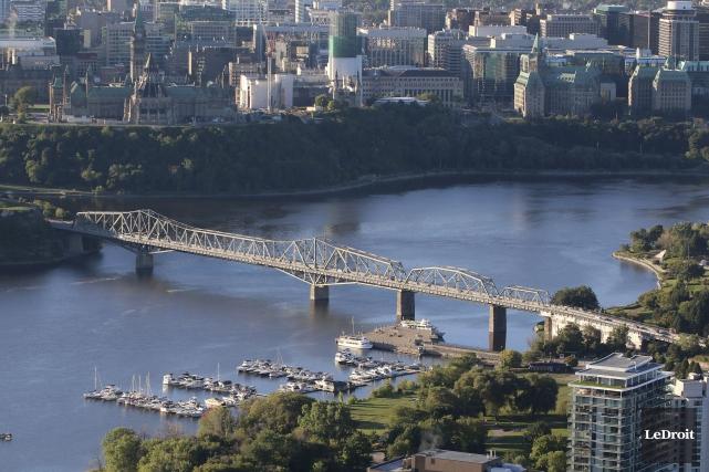 La Ville de Gatineau dégage un surplus net de 4,5 millions $ pour l'année... (Patrick Woodbury, Archives LeDroit)