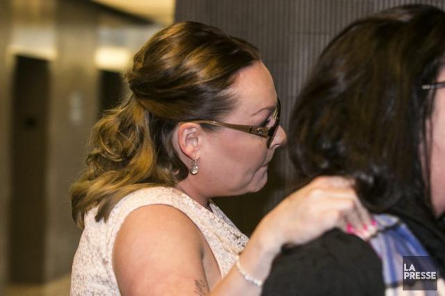 Le procès de MmeSnider s'est ouvert cette semaine... (PHOTO HUGO-SÉBASTIEN AUBERT, LA PRESSE)