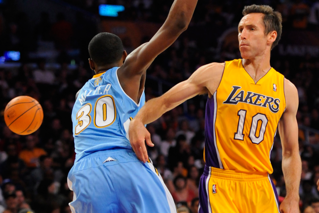 L'ancien joueur vedette de la NBA Steve Nash... (Photo archives USA Today)