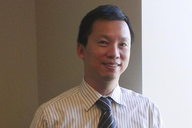 Mark Lin est gestionnaire de portefeuille chez Gestion... (Photo fournie par la CIBC)