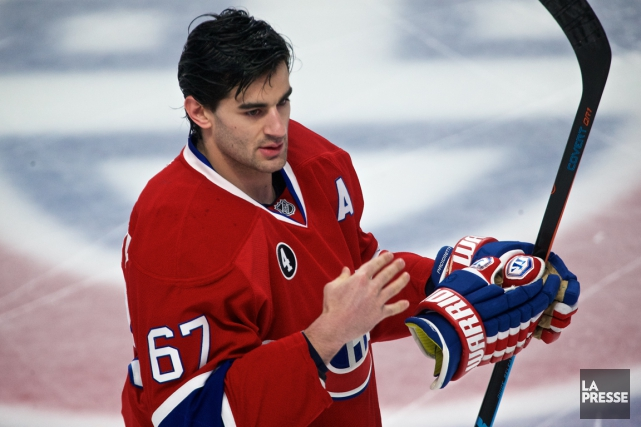 Max Pacioretty... (Photo André Pichette, Archives La Presse)