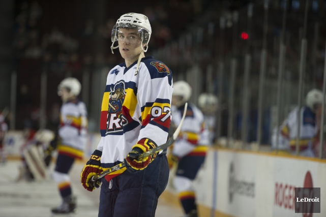 Connor McDavid a récolté 120 points en 47... (PHOTO ARCHIVES LEDROIT)