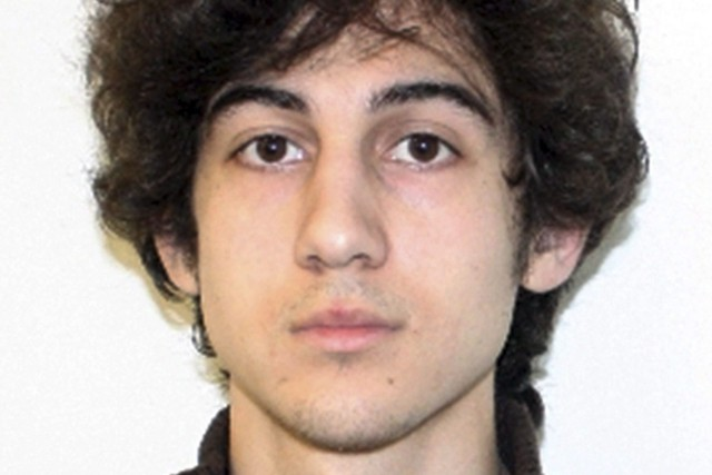 Djokhar Tsarnaev... (PHOTO ARCHIVES AP)