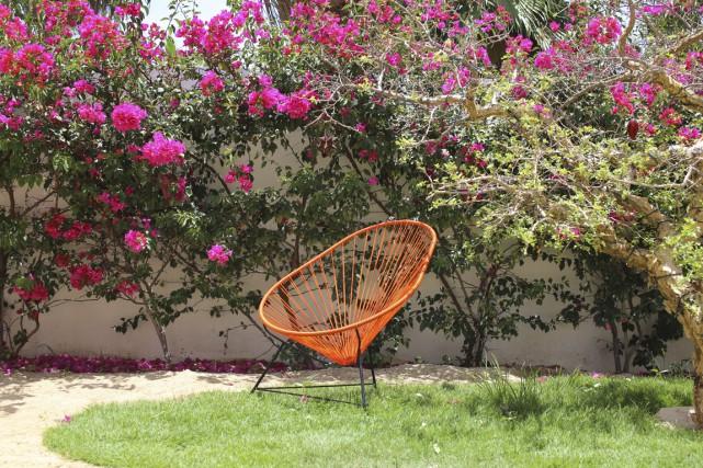 La chaise Acapulco est apparue dans les années... (Photo fournie par Acapulco Chairs Baja)