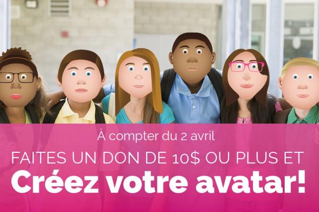 La Fondation organise une campagne de financement afin... (Photo fournie par la Fondation Justine et Florence)