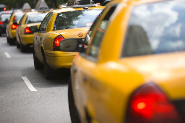 L'application Taxi Finderreprend essentiellement ce que le site... (Photo Digital/Thinkstock)