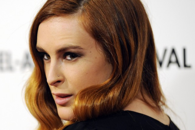 Rumer Willis... (Photo: archives AP)
