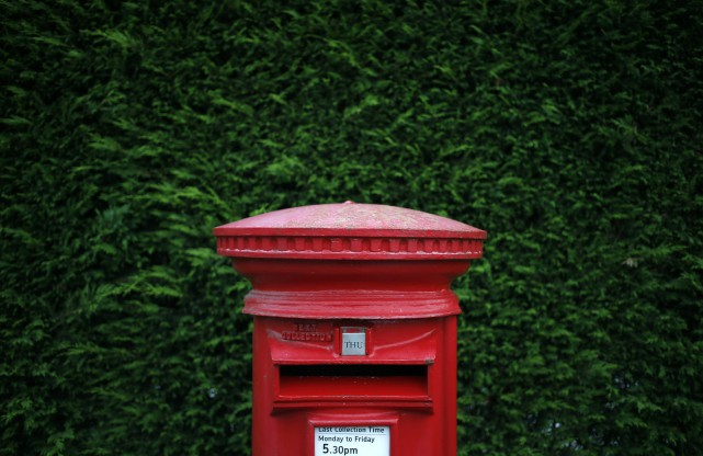 La Royal Mail britannique a été privatisée en... (Photo Phil Noble, archives Reuters)