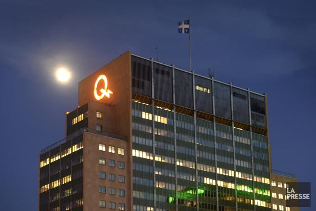 Depuis le 1er janvier 2015, Hydro-Québec présente ses résultats... (Photo Bernard Brault, archives La Presse)
