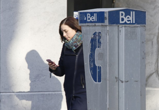 Contrairement à Facebook et Google, Bell ne fait... (Photo Chris Wattie, archives Reuters)
