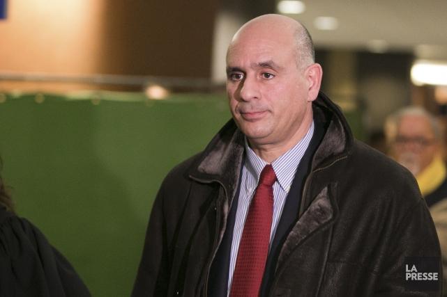 Riadh Ben Aissa prétendait payer des consultants étrangers... (Photo François Roy, Archives La Presse)