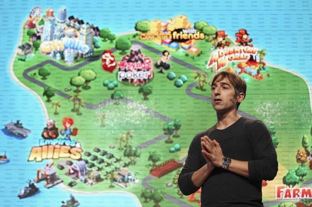 Le fondateur de Zynga, Mark Pincus.... (Photo archives Reuters)