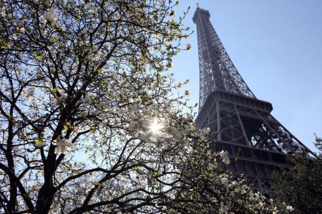 Le cortège parisien partira à 13h00 de la... (PHOTO LUDOVIC MARIN, AFP)