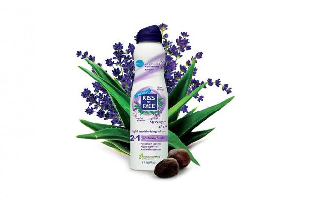 Offertes en trois parfums:aloès et huile d'olive, noix... (Photo fournie par le fabricant)