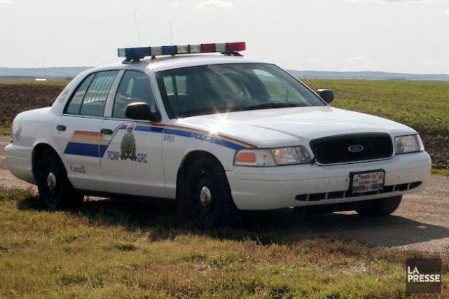 La Gendarmerie royale du Canada (GRC) enquête sur des enveloppes suspectes... (Photo Colin Dewar, Archives PC)