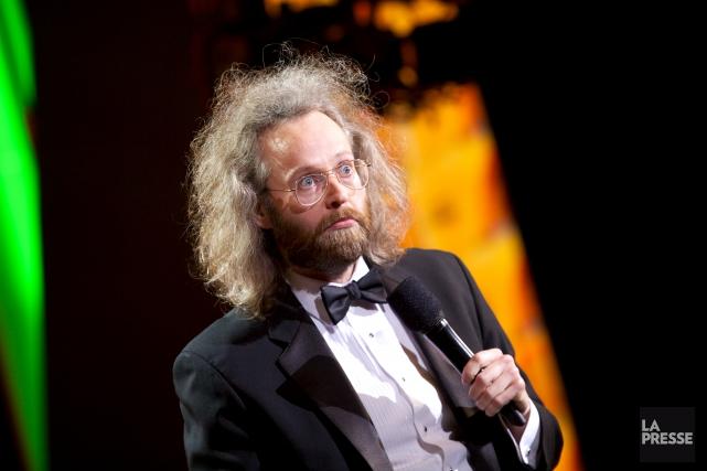 L'humoriste François Bellefeuille sera à la salle Thompson... (Photo: La Presse)