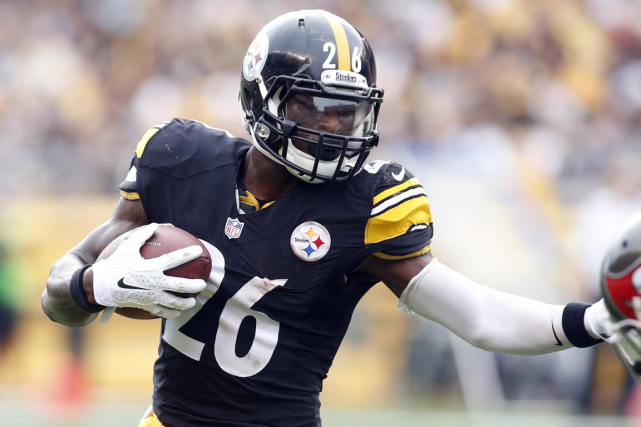 Le'Veon Bell... (Photo Charles LeClaire, USA Today)