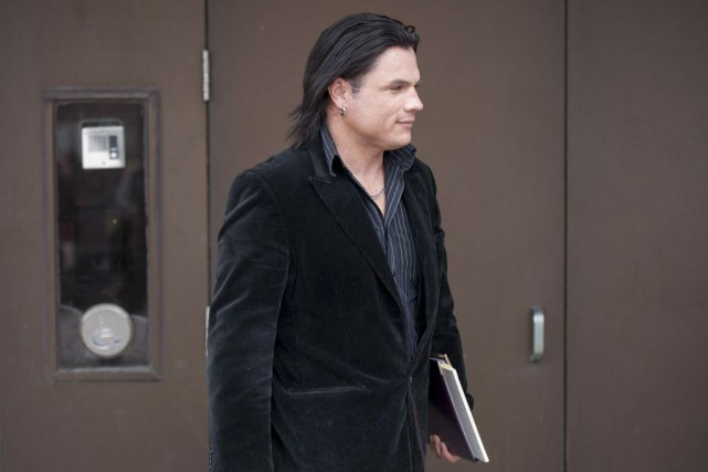 Le procès de Patrick Brazeau se tiendra du... (PHOTO ARCHIVES LA PRESSE CANADIENNE)