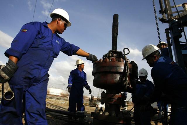 Les prix du pétrole ont avancé jeudi à New York et surtout à Londres,... (Photo Jorge Silva, Archives Reuters)