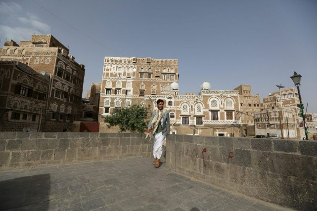 La capitale Sanaa est entre les mains des... (PHOTO KHALED ABDULLAH, REUTERS)