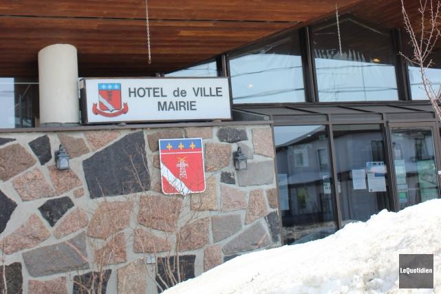 La prochaine rencontre du conseil municipal de Sainte-Monique-de-Honfleur... (( Photo Le Quotidien, Katerine Belley-Murray))