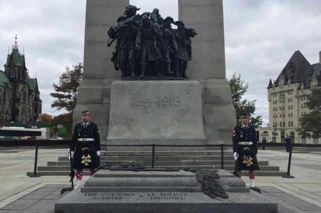 La police d'Ottawa veillera dorénavant à la sécurité... (Photo tirée de Facebook)